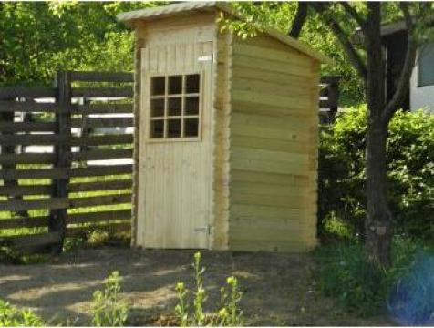 Toaleta curte de la S.c. Prod-wald Impex S.r.l.