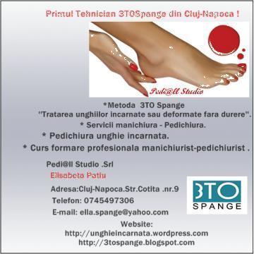 Tratament unghii deformate 3TO Spange - Cluj-Napoca ...