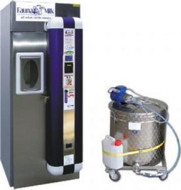 Dozator de lapte MOD130, MOD200, MOD400 de la Anander Srl