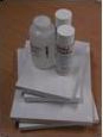 Lac ceramic, Cemix, fotodecal