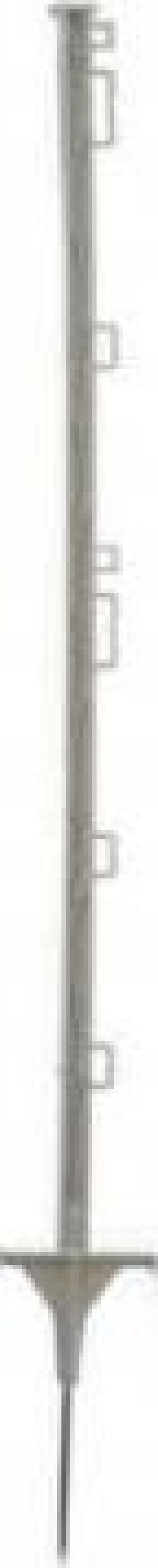 Stalp plastic gard electric 160 cm