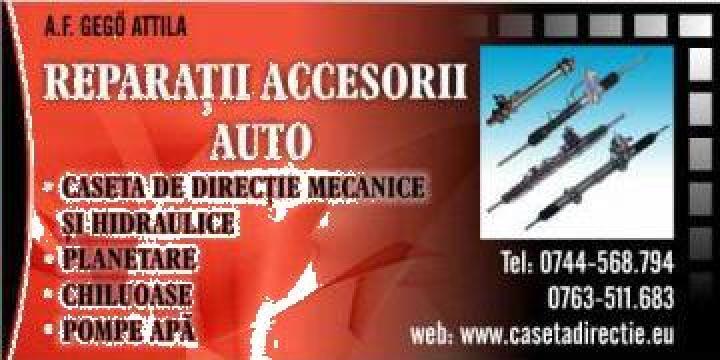 Reconditionari casete directie Nissan Almera