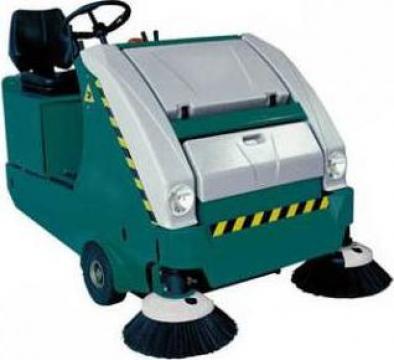 Masina aspirat industriala Dura 110 E de la Tehnic Clean System