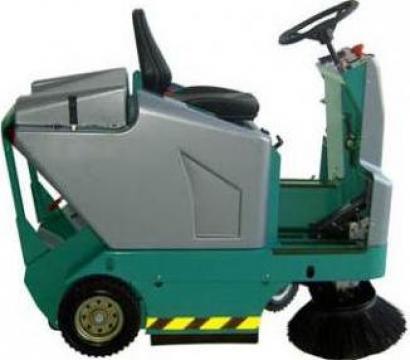 Masina de maturat direct in saci de gunoi Dura 108 S de la Tehnic Clean System