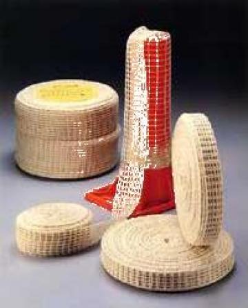 Tuburi pentru aplicat plasa elastica alimentara de la Tehno Food Com Serv Srl