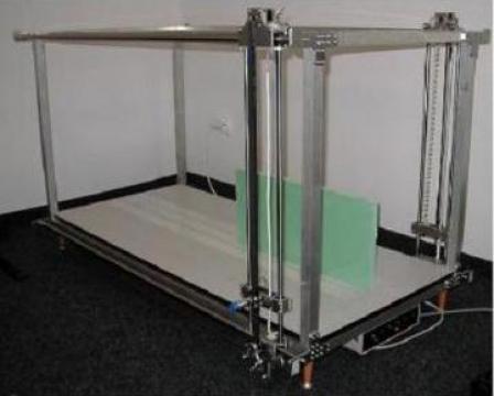 Utilaj CNC decupare polistiren de la Cnc Design