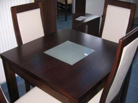 Set masa cu scaune restaurante rox.1 de la Elendesign