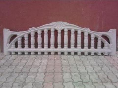 Prefabricate din beton pentru garduri de la Gurgui Neculai Iancu I.I.