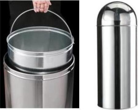 Cos de gunoi Push Bin