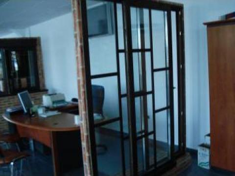 Fereastra PVC Gealan Constanta de la Gamaterm Design