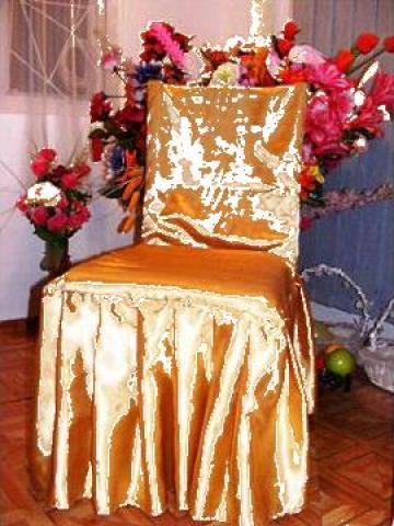 Huse scaune servete fete de masa de la Johnny Srl.