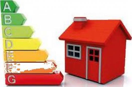 Certificat energetic de la Eco House Instal Srl