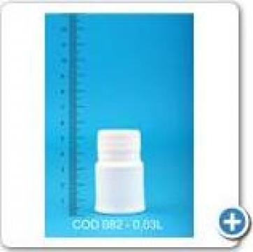 Sticluta plastic la 0,03 l de la Vanmar Impex Srl