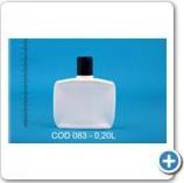 Flacon plastic la 0,22 l de la Vanmar Impex Srl