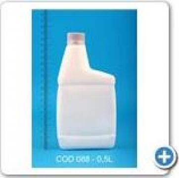 Recipient plastic la 0,5 l de la Vanmar Impex Srl