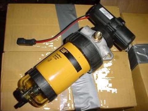 Pompa electrica de combustibil cu filtru si separator de apa