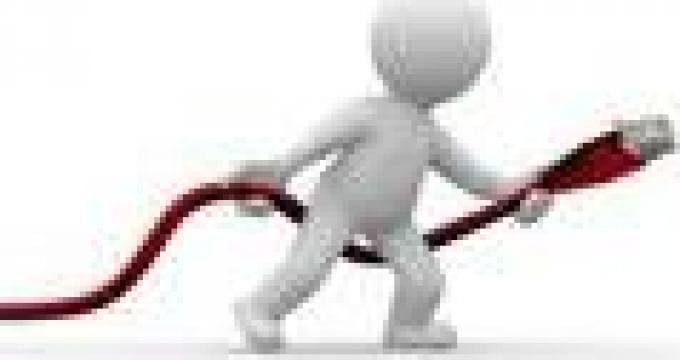 Cablare structurata lan, retele wireless, fibra optica de la Solid Net Media Srl