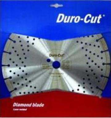 Disc diamantat Durocut de la Durostone Srl