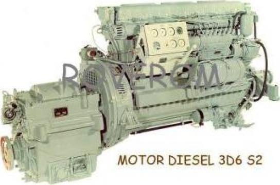 Piese motor D6; 3D6; 7D6; D12; 3D12; 7D12; UD6