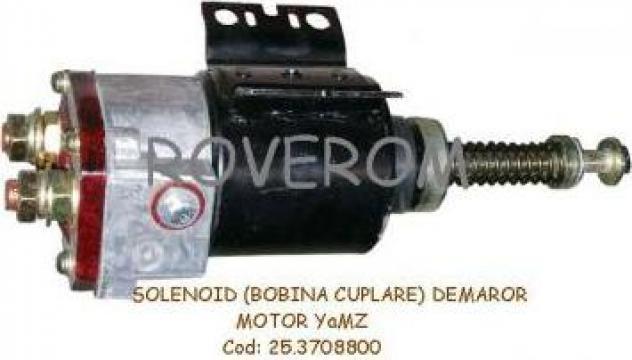 Solenoid demaror YaMZ-236M2, 238M2, Maz, Kraz, T-170