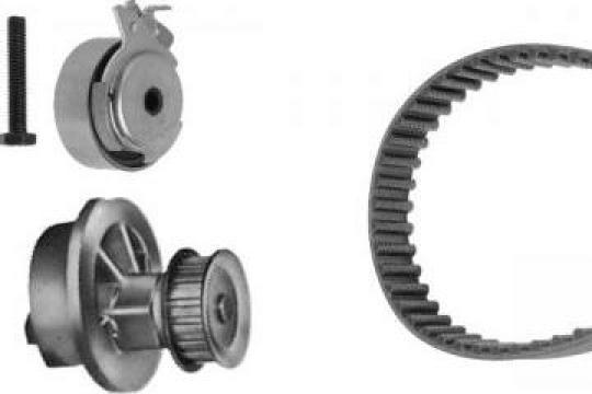 Kit distributie + pompa apa Opel Astra F, G, Vectra A, B
