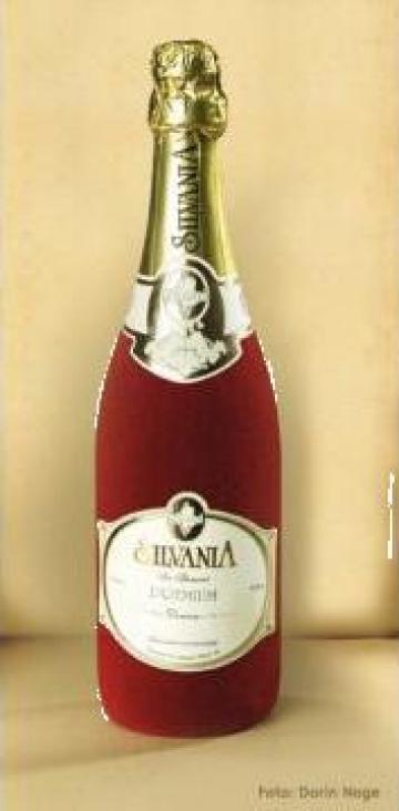 vin spumant silvania premium lux simleu silvaniei s c spumante