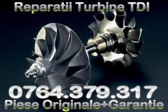 Reconditionari turbine auto Turbina Leon Octavia Golf A de la Reparatii Turbosuflante