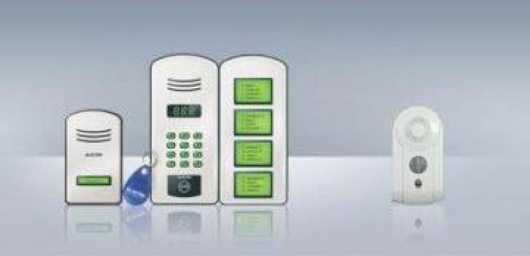 Sisteme interfonie scari bloc, pensiuni si vile de la Age Telco System Srl