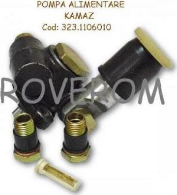 Pompa alimentare Kamaz-4310, Ural-4320 (motor Kamaz-740) de la Roverom Srl