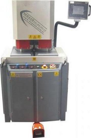 Utilaje PVC Hegsan - masina de sudat 0,2 mm de la Ozel Steel Impex Srl