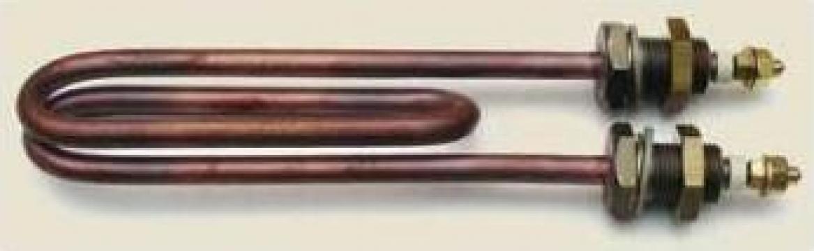 Rezistenta Comel, L=175mm, putere 2 Kw, filet 3/8 inch de la Fortex