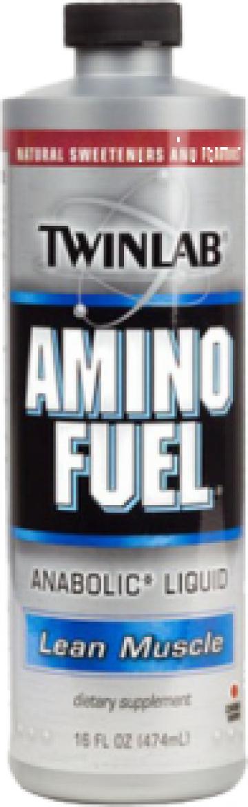 Aminoacid Amino Fuel Liquid 947 ml de la Suplimentenutritie.ro