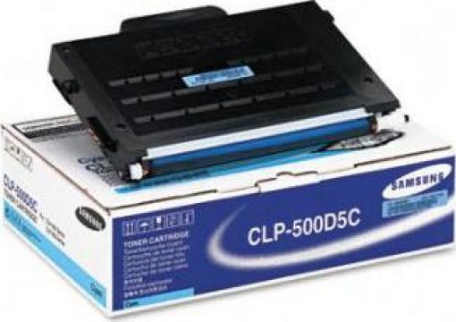 Cartus Imprimanta Laser Original SAMSUNG CLP-500D5C