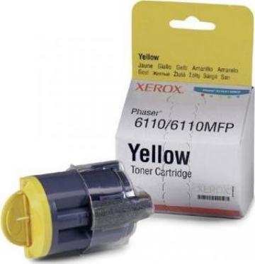 Cartus Imprimanta Laser Original XEROX 106R01204 de la Green Toner