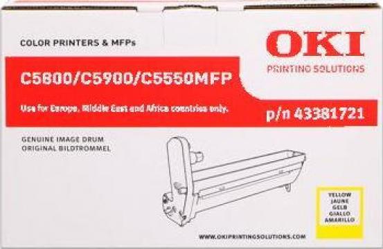 Cilindru Imprimanta Laser Original OKI 43381721