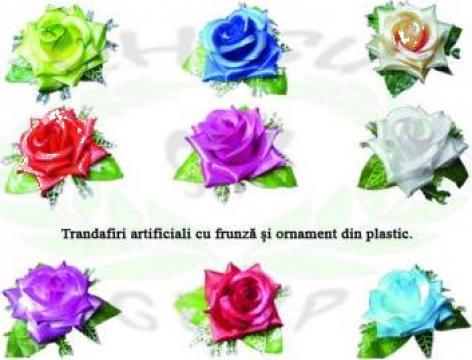 Flori artificiale de la SPF Chisugrup Srl