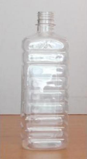 Sticle PET 0,9 l, 5 l si 10 l