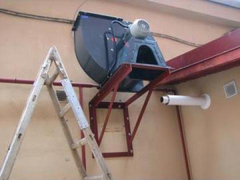 Moto-ventilator cu suport de la Rodax Impex Srl