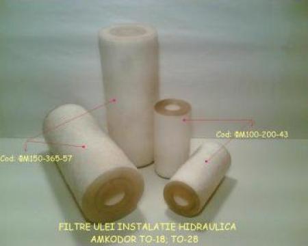 Filtru hidraulic Amkodor To-18; To-28