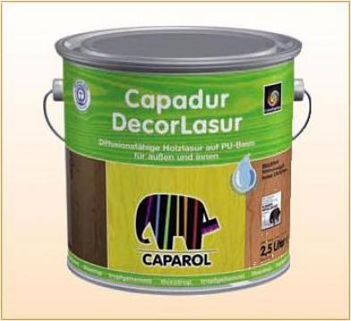 Bait lemn Caparol - Capadur Decorlasur