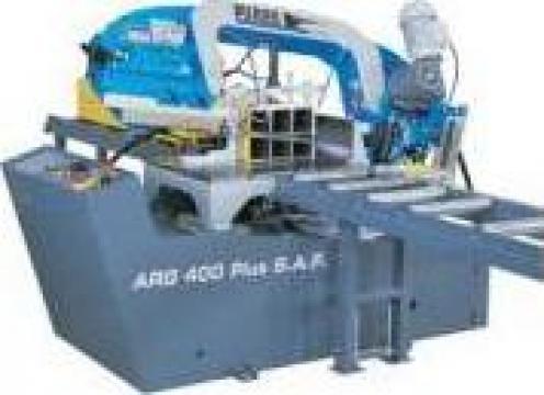 Fierastrau cu banda pentru debitat metal ARG 400 Plus S.A.F.