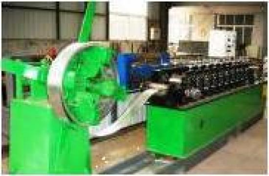 Linie echipament de productie profile rigips CD, UD, CW, UW