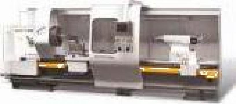 Strunguri CNC LCC800, LCC 1000, LCC1250