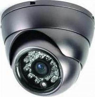 Camera supraveghere interior / exterior antivandal, 650 TVL de la Focus Elite Srl
