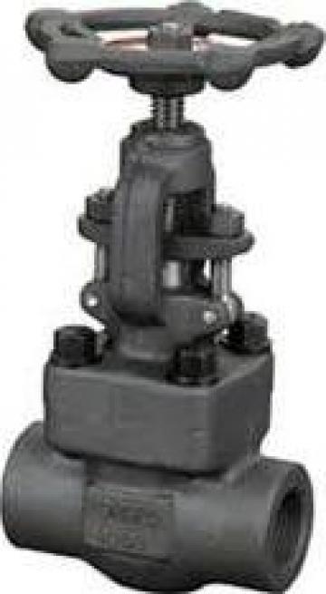 Robinet de inchidere cu ventil (RVD) cu mufa soclu