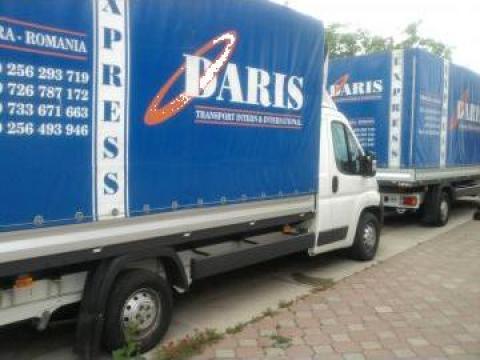 Transport marfa intern-international
