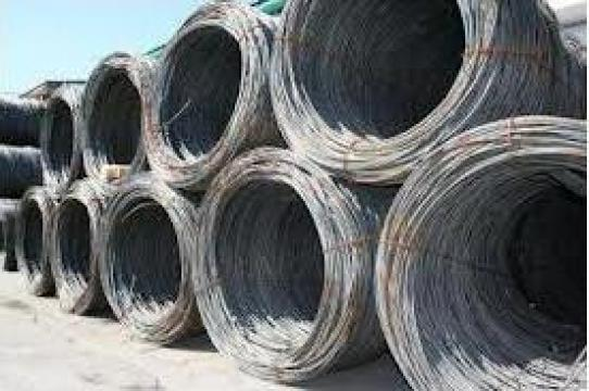 Fier otel beton SAE 1008 de la Dinamic Blue Steel