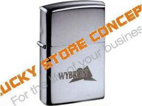 Bricheta personalizata de la Lucky Store Solution SRL