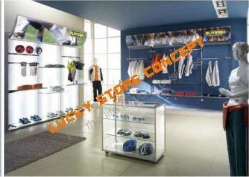 Mobilier magazin loc berceni lucky store solution srl for Mobil shop srl