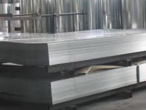 Tabla zincata lisa dreapta 0,3 de la Dinamic Blue Steel